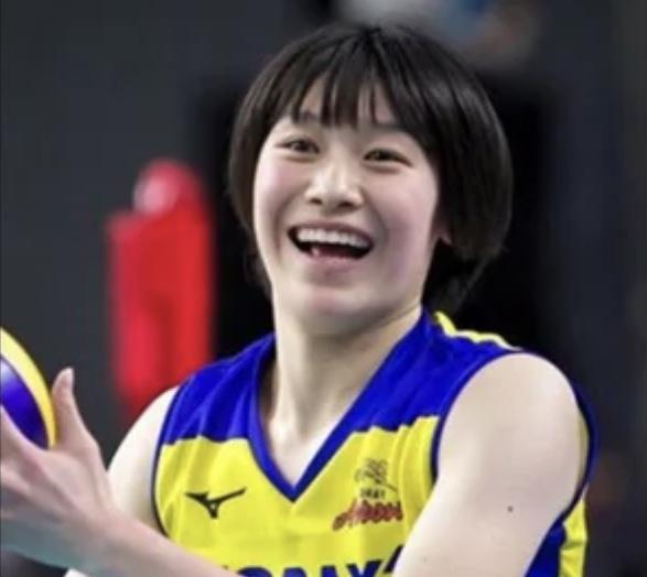 石川真佑選手の画像