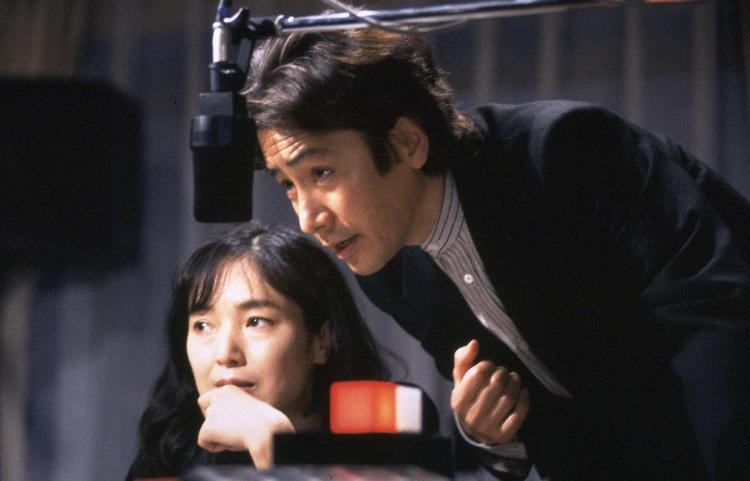 古畑任三郎「赤い洗面器の男」の話が出てきた第11話「さよなら、DJ」の画像