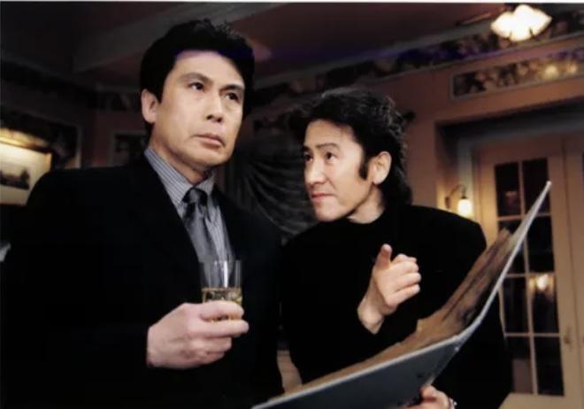 古畑任三郎「赤い洗面器の男」の話が出てきた第39話「すべて閣下の仕業」の画像