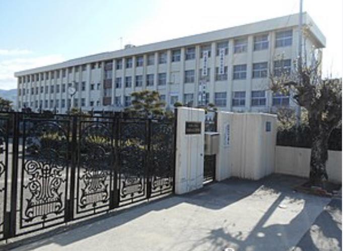 四十住さくら選手が卒業した伊都中央高校の画像